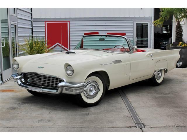 1957 Ford Thunderbird (CC-1302933) for sale in Scottsdale, Arizona
