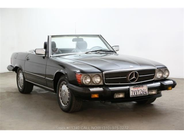 1989 Mercedes-Benz 560SL (CC-1302947) for sale in Beverly Hills, California
