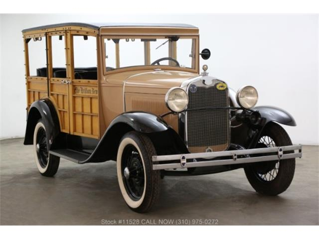 1930 Ford Station Wagon (CC-1302964) for sale in Beverly Hills, California