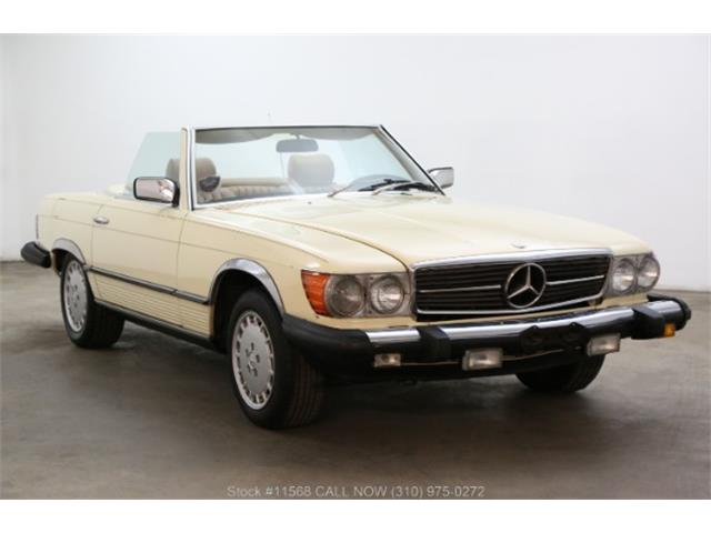1982 Mercedes-Benz 380SL (CC-1302968) for sale in Beverly Hills, California