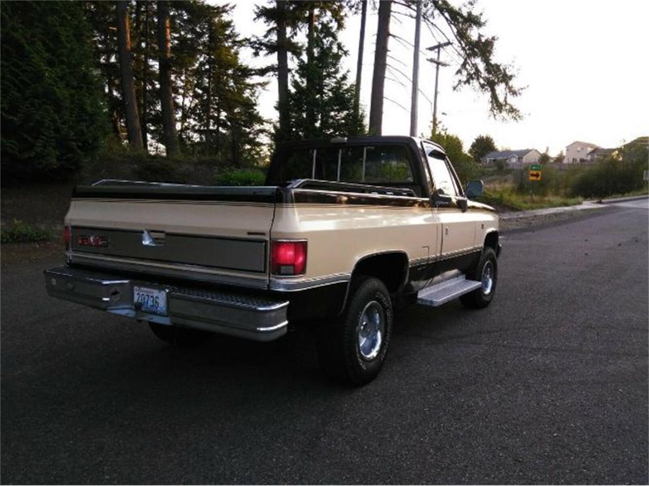 1987 GMC 1500 (CC-1302984) for sale in Cadillac, Michigan