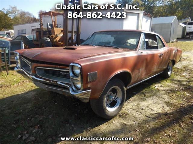 1966 Pontiac LeMans (CC-1302985) for sale in Gray Court, South Carolina