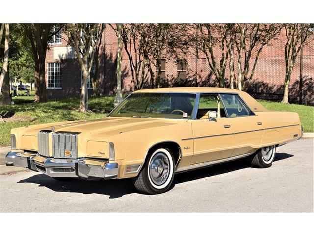 1978 Chrysler New Yorker (CC-1300299) for sale in Lakeland, Florida