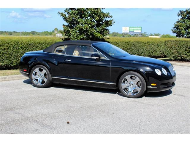 2007 Bentley GT (CC-1302993) for sale in Sarasota, Florida