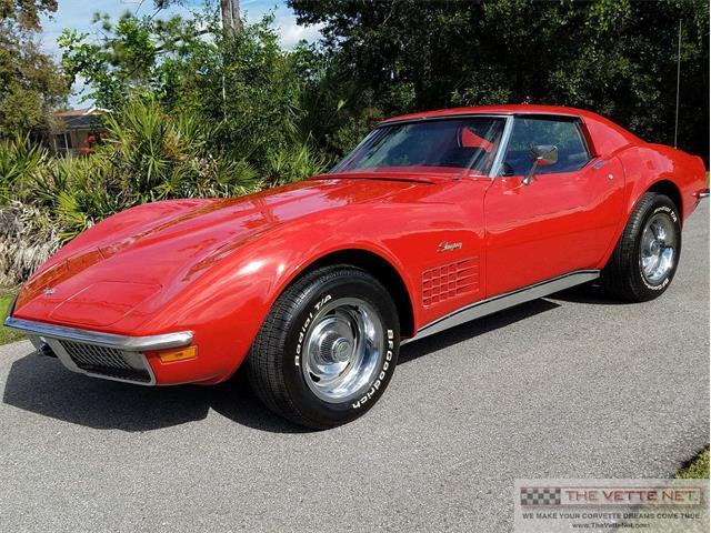 1970 Chevrolet Corvette (CC-1302996) for sale in Sarasota, Florida