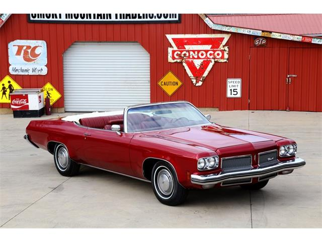1973 Oldsmobile Delta 88 (CC-1302999) for sale in Lenoir City, Tennessee