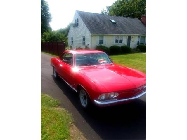 1966 Chevrolet Corvair (CC-1303001) for sale in Cadillac, Michigan