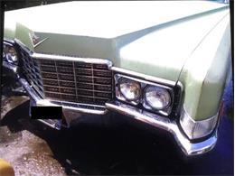 1969 Cadillac Coupe DeVille (CC-1303011) for sale in Cadillac, Michigan