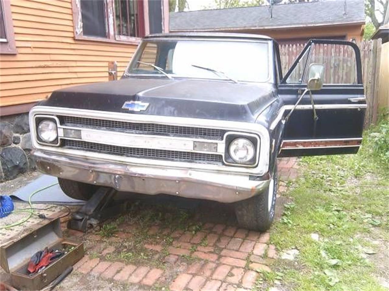 1969 Chevrolet C10 (CC-1303014) for sale in Cadillac, Michigan