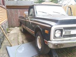 1969 Chevrolet C10 (CC-1303014) for sale in Cadillac, Michigan