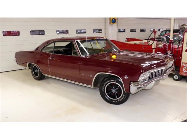 1965 Chevrolet Impala (CC-1303015) for sale in Columbus, Ohio