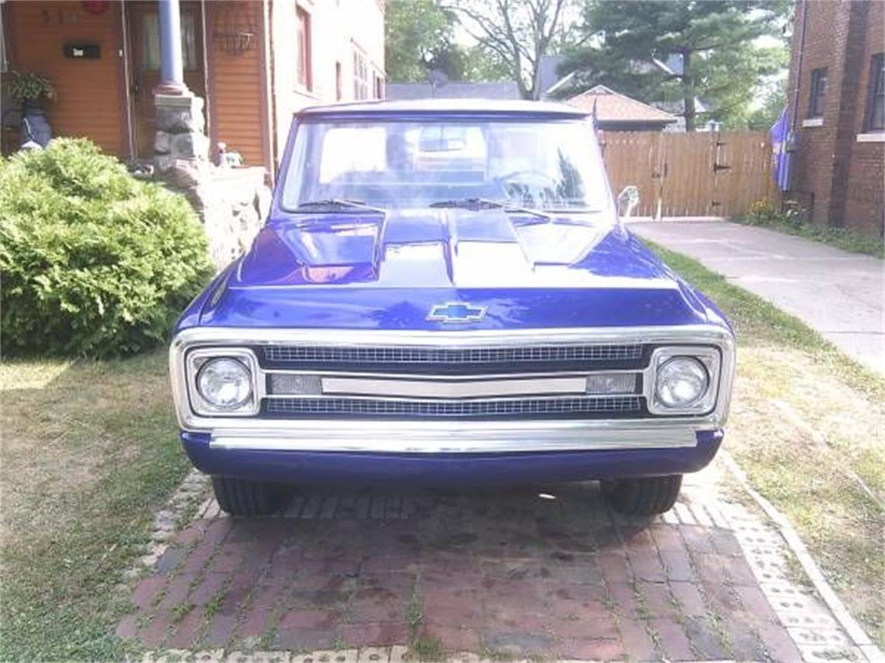 1969 Chevrolet C10 (CC-1303016) for sale in Cadillac, Michigan