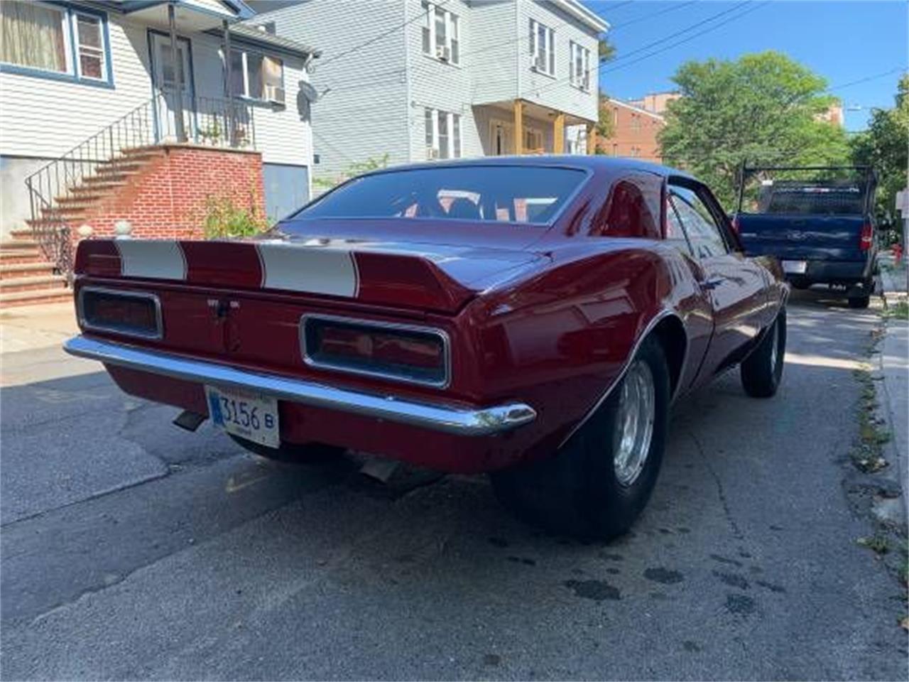 1967 Chevrolet Camaro (CC-1303018) for sale in Cadillac, Michigan