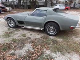 1971 Chevrolet Corvette (CC-1303024) for sale in Cadillac, Michigan
