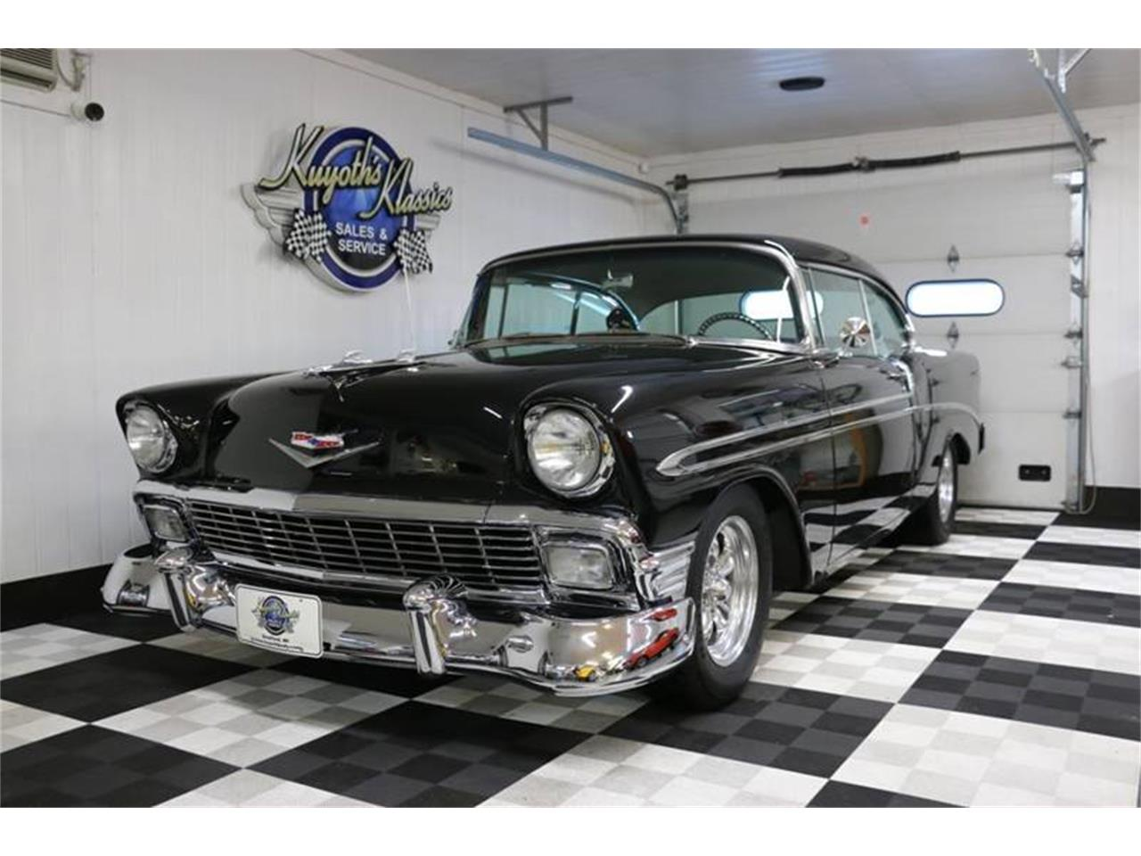1956 Chevrolet Bel Air (CC-1303032) for sale in Stratford, Wisconsin