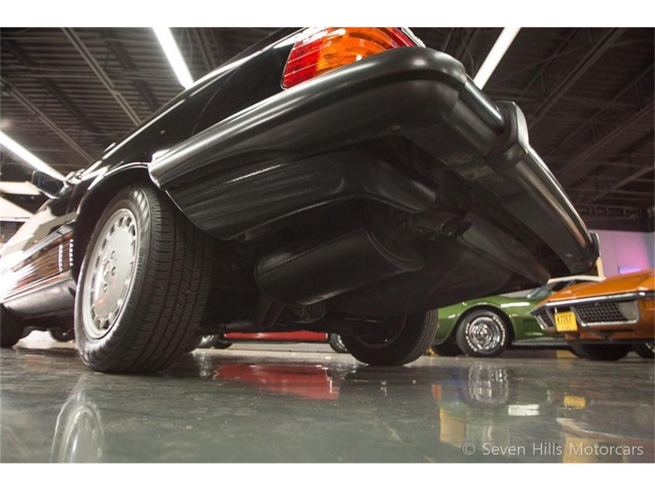 1988 Mercedes-Benz 560 (CC-1303033) for sale in Cincinnati, Ohio