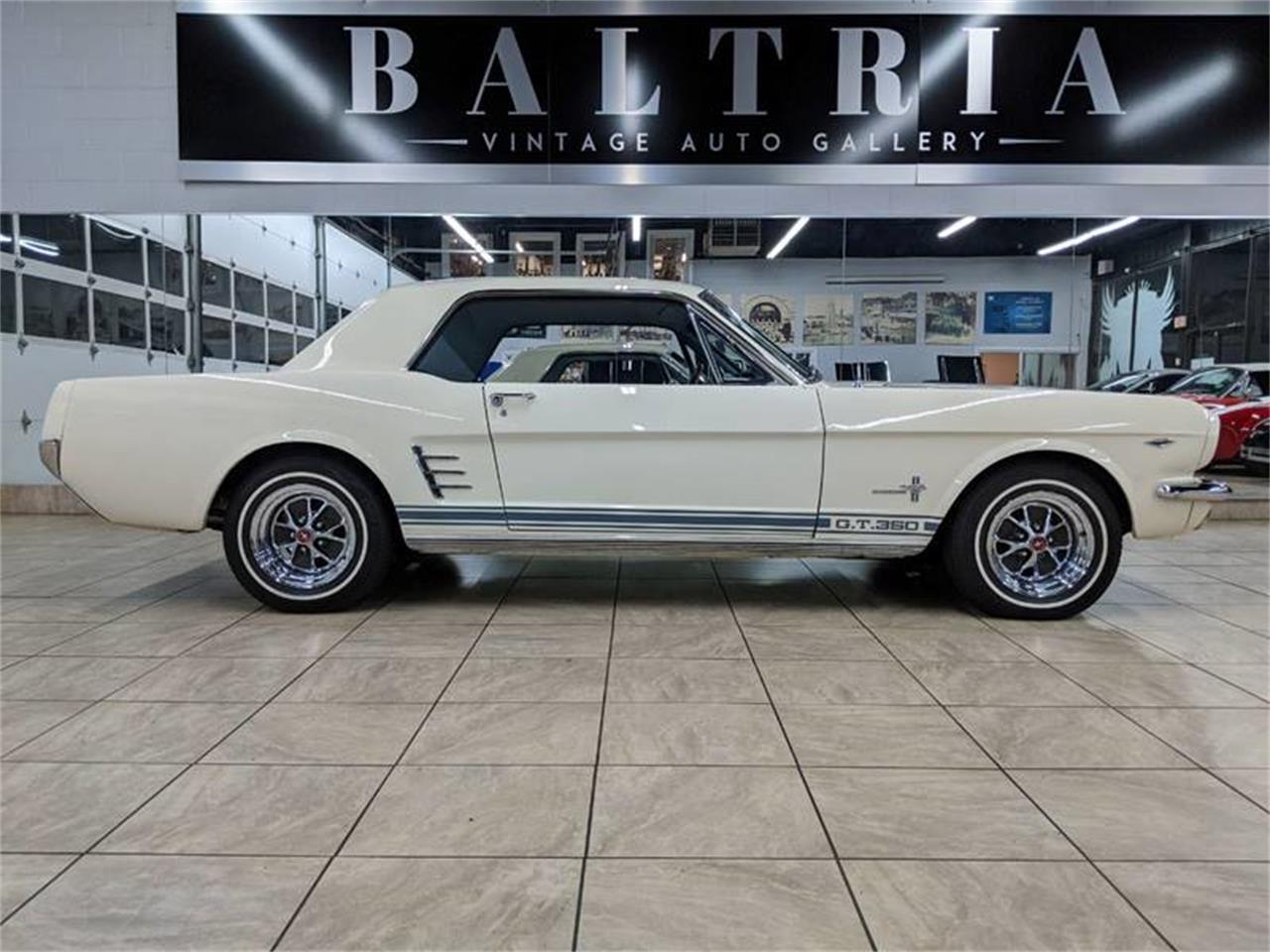 1966 Ford Mustang (CC-1303043) for sale in St. Charles, Illinois