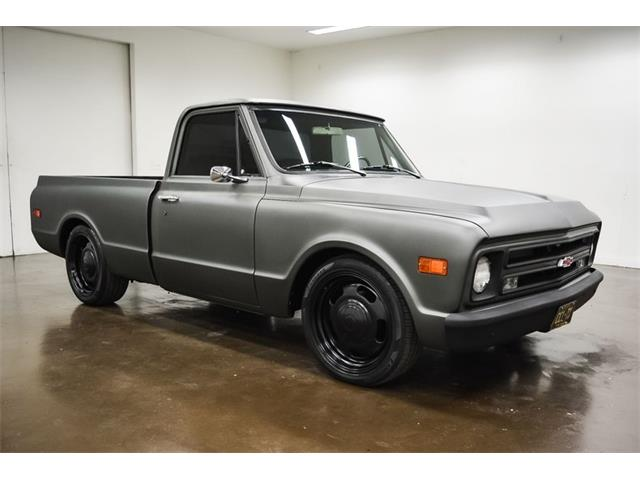 1968 Chevrolet C10 (CC-1303045) for sale in Sherman, Texas