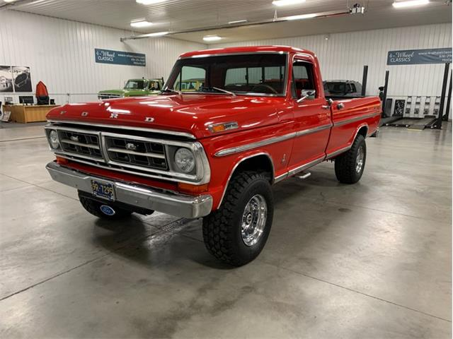 1972 Ford F250 (CC-1303051) for sale in Holland , Michigan
