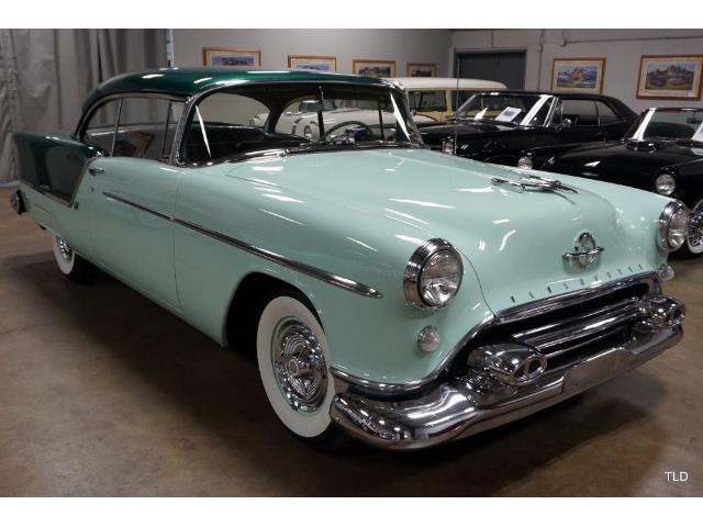 1954 Oldsmobile Holiday 88 (CC-1303060) for sale in Chicago, Illinois