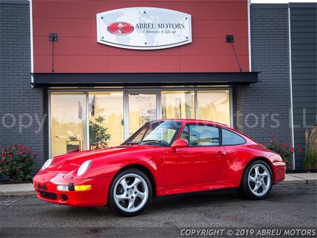 1997 Porsche 911 Carrera 2 (CC-1303071) for sale in Carmel, Indiana