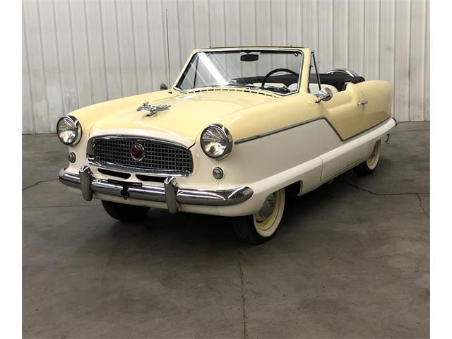 1959 Nash Metropolitan (CC-1303072) for sale in Maple Lake, Minnesota