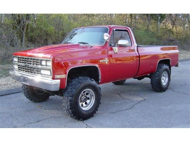 1985 Chevrolet K-10 (CC-1303077) for sale in Hendersonville, Tennessee