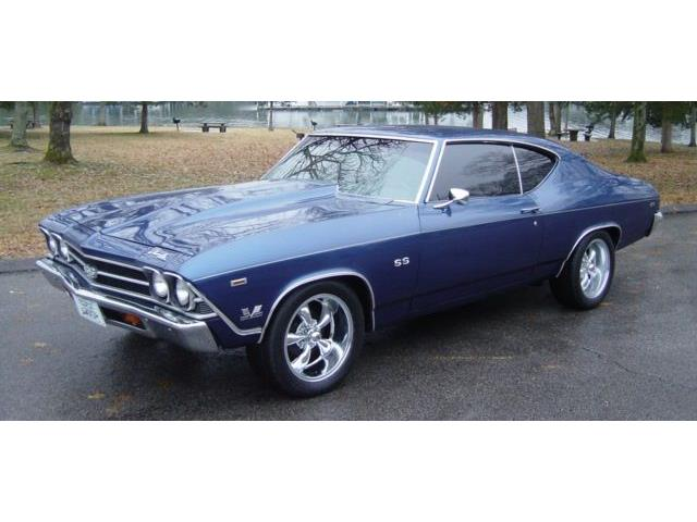 1969 Chevrolet Chevelle (CC-1303083) for sale in Hendersonville, Tennessee