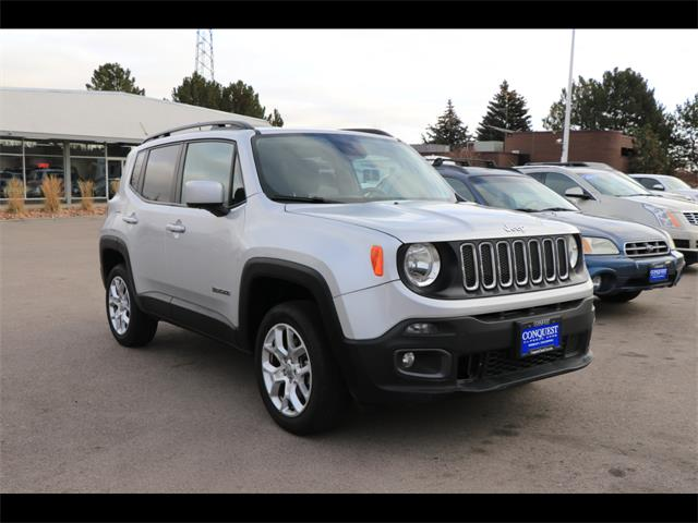 2017 Jeep Renegade (CC-1303087) for sale in Greeley, Colorado