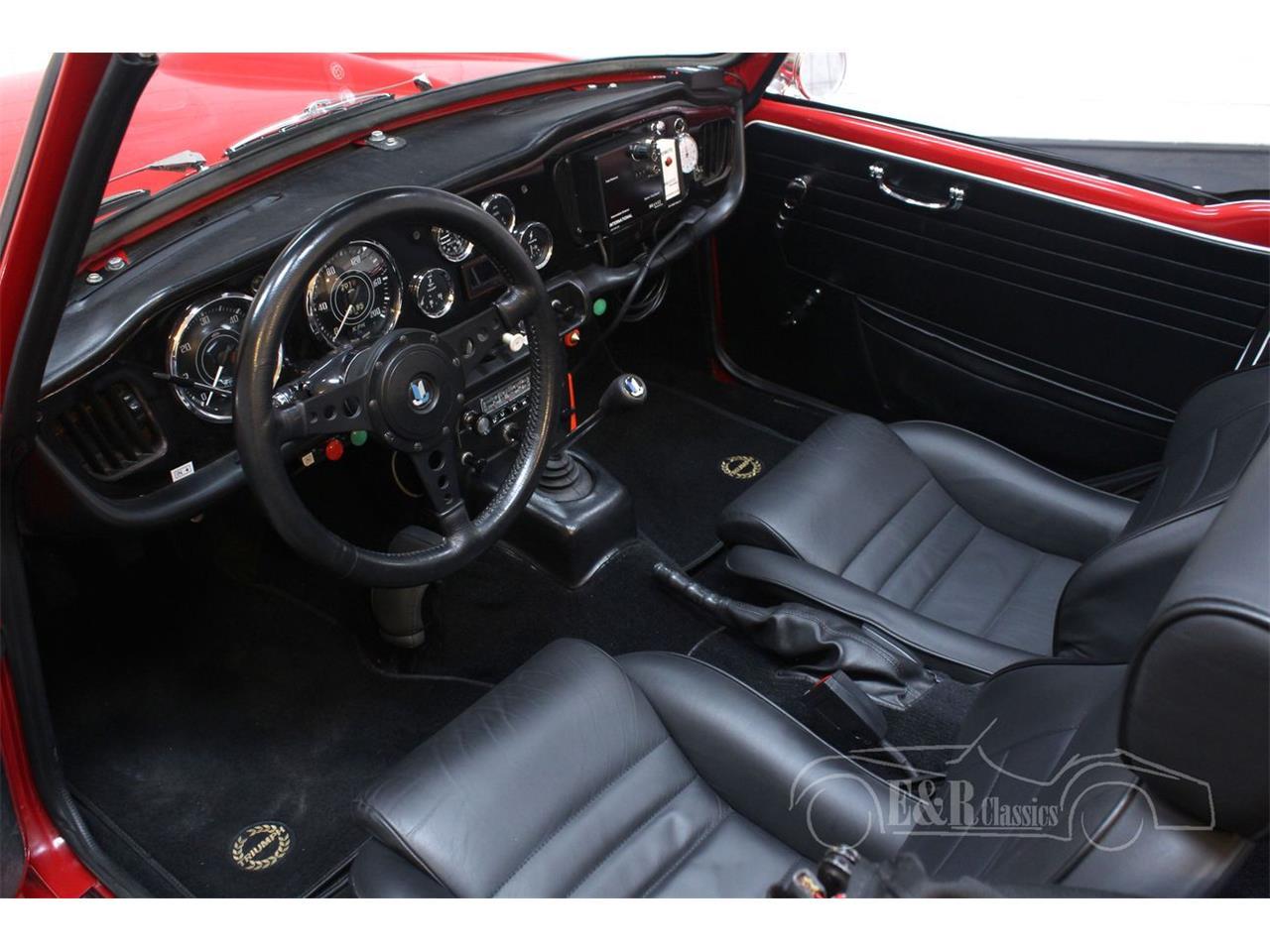 1966 Triumph TR4 (CC-1303101) for sale in Waalwijk, Noord-Brabant