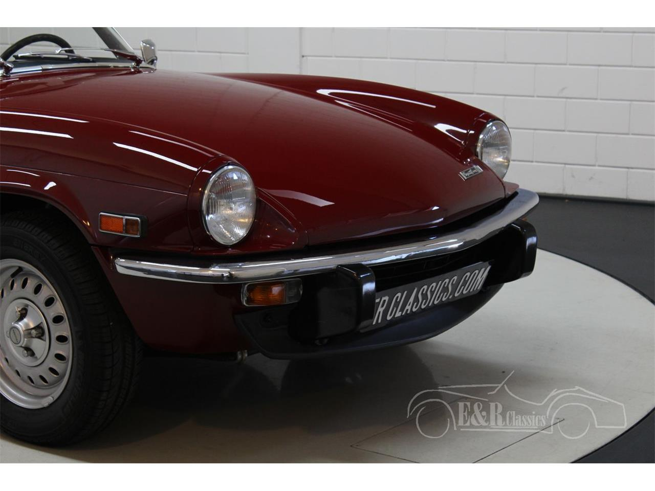 1971 Triumph Spitfire (CC-1303105) for sale in Waalwijk, Noord-Brabant