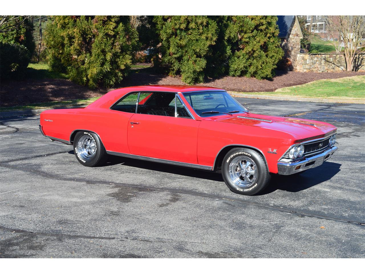 1966 Chevrolet Chevelle SS (CC-1303117) for sale in Knoxville, Tennessee