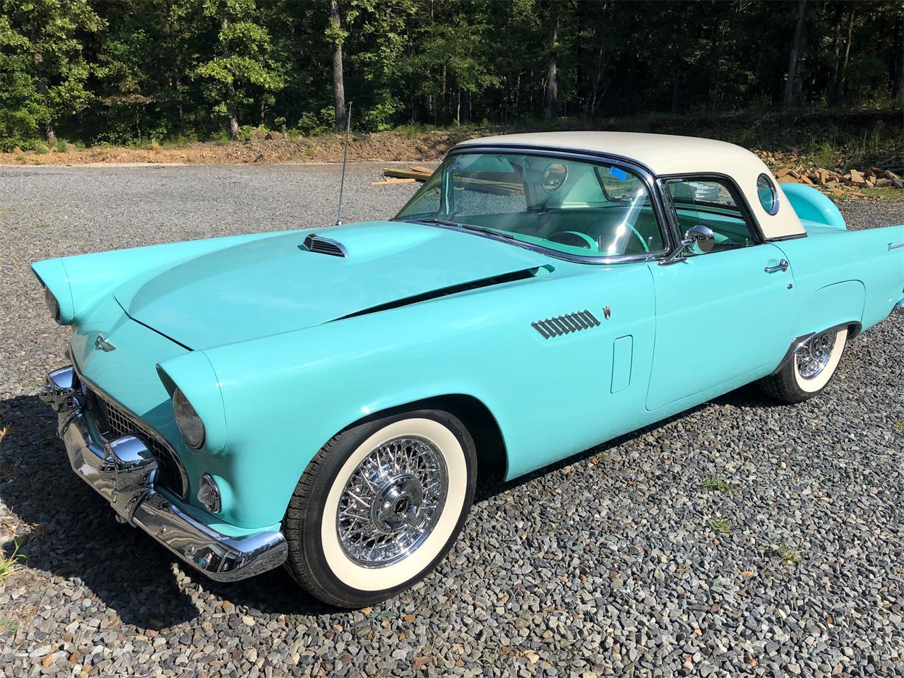 1956 Ford Thunderbird (CC-1303147) for sale in Scottsdale, Arizona