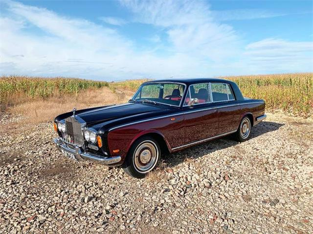 1969 Rolls-Royce Silver Shadow (CC-1300315) for sale in Carey, Illinois