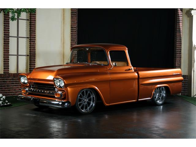 1958 Chevrolet 3100 (CC-1303177) for sale in Scottsdale, Arizona