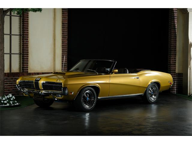 1970 Mercury Cougar XR7 (CC-1303185) for sale in Scottsdale, Arizona