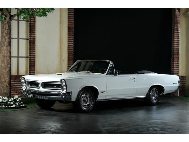 1965 Pontiac GTO (CC-1303192) for sale in Scottsdale, Arizona