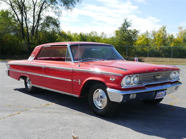 1963 Ford Galaxie 500 (CC-1303202) for sale in Scottsdale, Arizona
