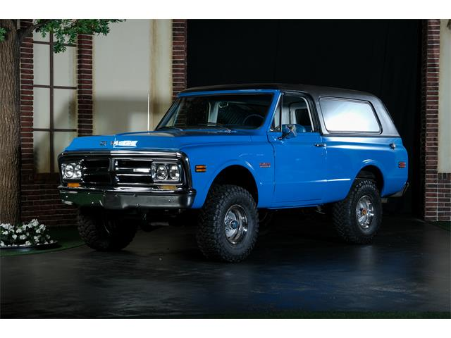 1972 GMC Jimmy (CC-1303219) for sale in Scottsdale, Arizona