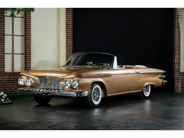 1961 Plymouth Fury (CC-1303230) for sale in Scottsdale, Arizona