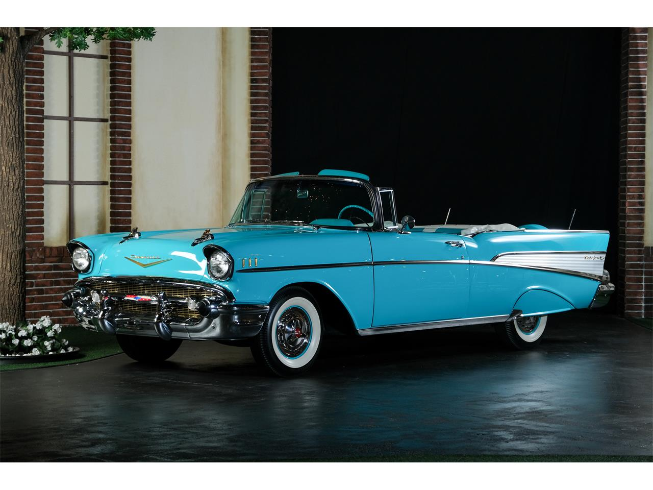 1957 Chevrolet Bel Air (CC-1303242) for sale in Scottsdale, Arizona