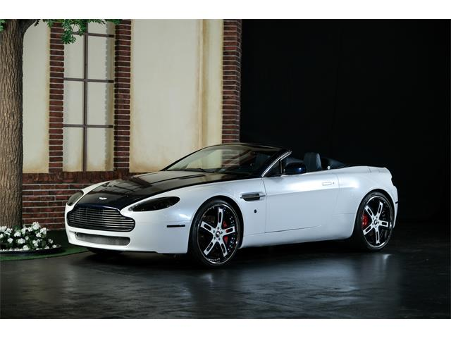 2008 Aston Martin Vantage (CC-1303291) for sale in Scottsdale, Arizona