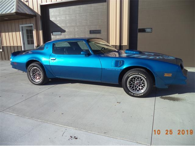 1978 Pontiac Firebird Trans Am (CC-1303307) for sale in Peoria, Arizona