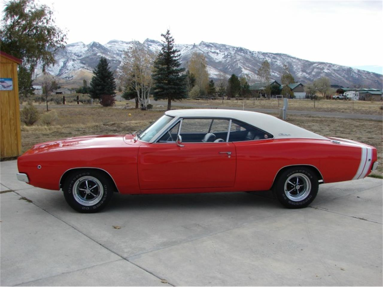 1968 Dodge Charger (CC-1303320) for sale in Peoria, Arizona