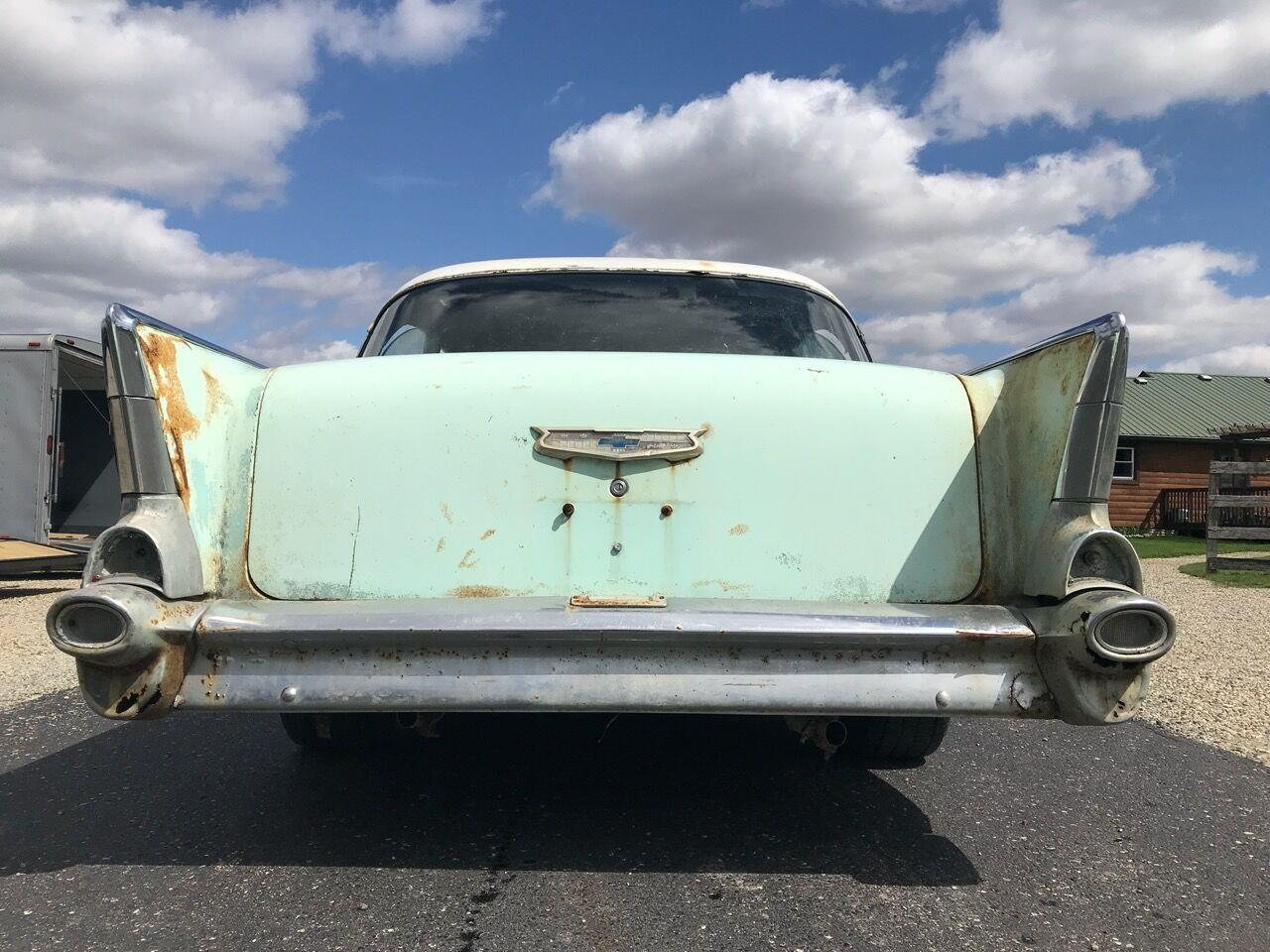 1957 Chevrolet Bel Air (CC-1300333) for sale in Knightstown, Indiana