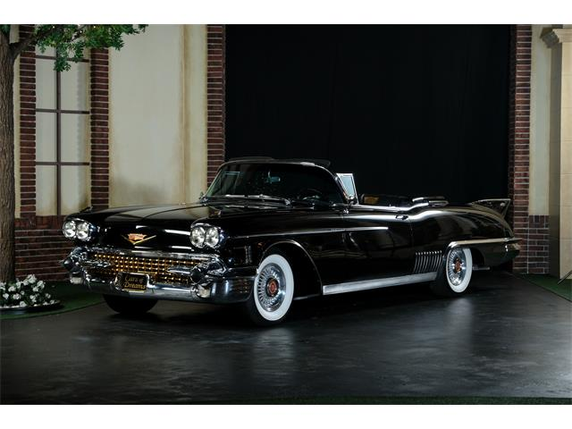 1958 Cadillac Eldorado (CC-1303335) for sale in Scottsdale, Arizona