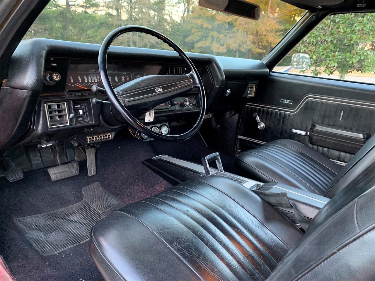 1971 Chevrolet Chevelle SS (CC-1300335) for sale in Dallas, Texas