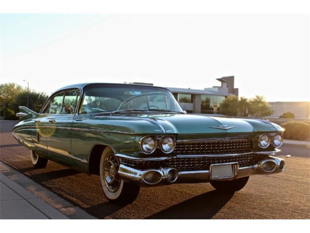 1959 Cadillac Fleetwood (CC-1303391) for sale in Peoria, Arizona