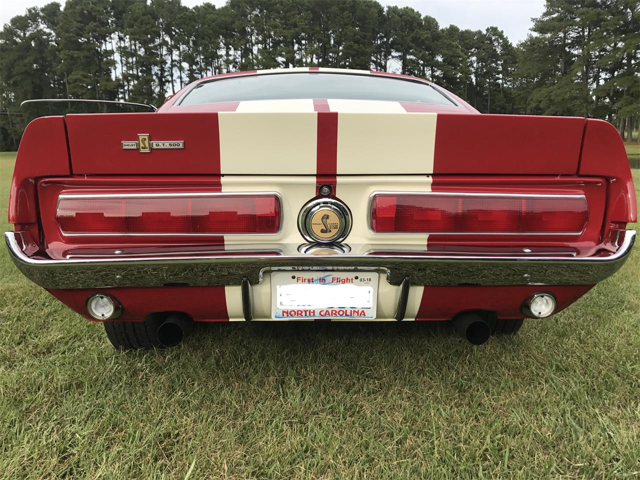 1967 Ford Mustang GT (CC-1303425) for sale in RAEFORD, North Carolina