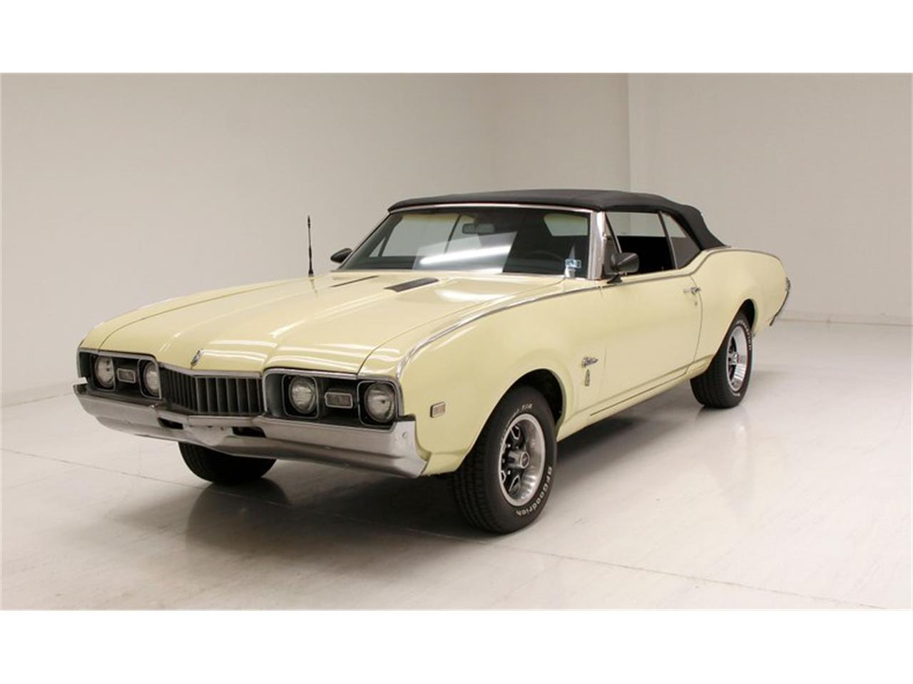 1968 Oldsmobile Cutlass (CC-1303430) for sale in Morgantown, Pennsylvania
